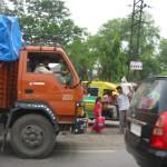 Delhi or Jaipur, Our Traffic Sense is all same
