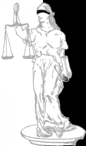 Symbol of Lady of Law